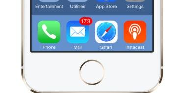 настроить почту на iPhone