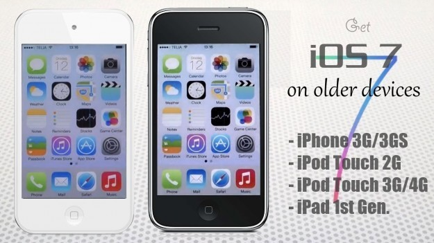 iOS 7 для iPhone