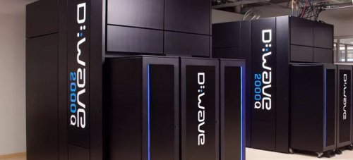 2000Q Quantum Computer