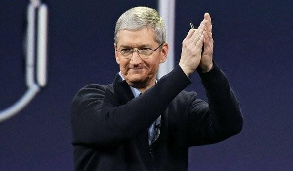 Глава Apple Тим Кук