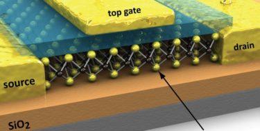 графеновые транзисторы