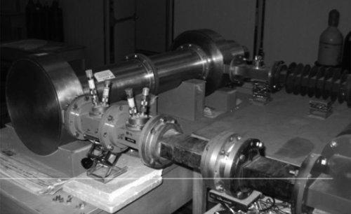 Прототип микроволновой пушки