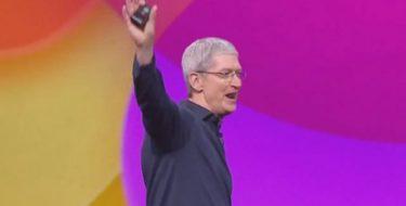 презентация iOS 11 и macOS 10.13
