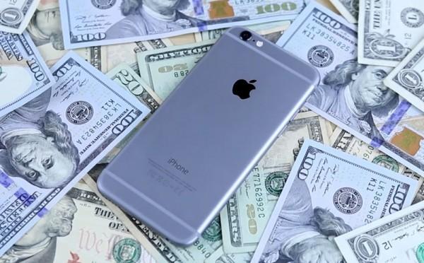 iPhone не обесценится
