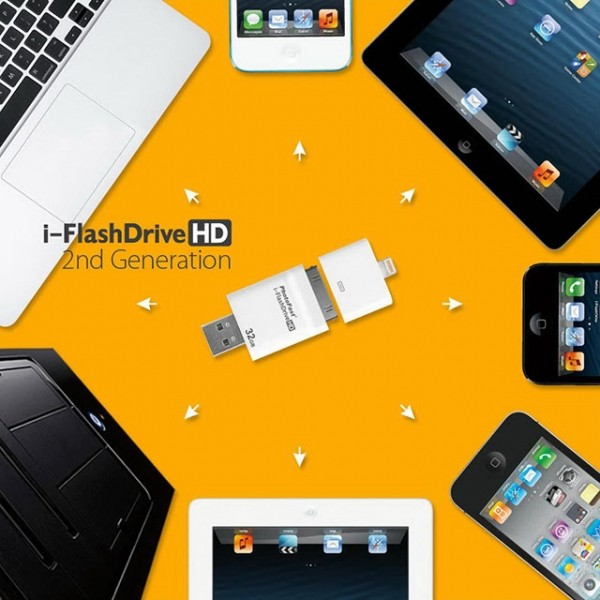 PhotoFast i-FlashDrive HD