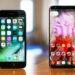iPhone 7 и Samsung Galaxy S8