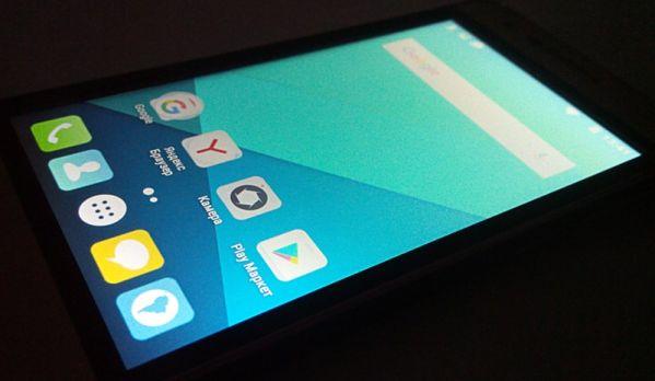Дисплей смартфона Micromax Q3551