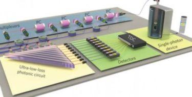 квантовая система с пятью кубитами