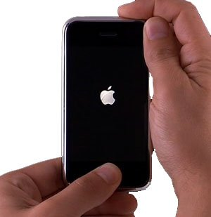 Жёсткая перезагрузка iPhone