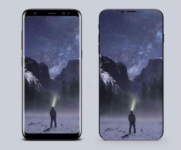 Samsung Galaxy S8 против iPhone 8