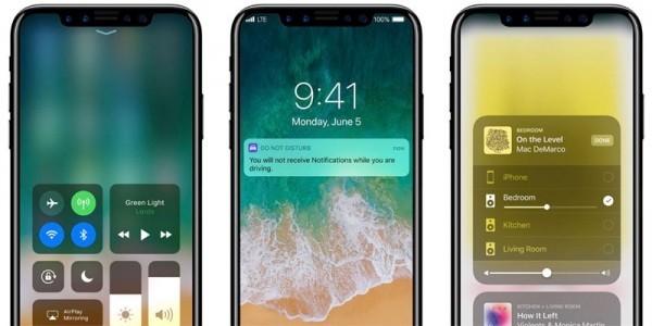 ПО в iPhone 8