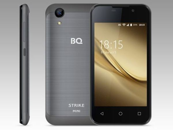 Смартфон BQ Strike Mini