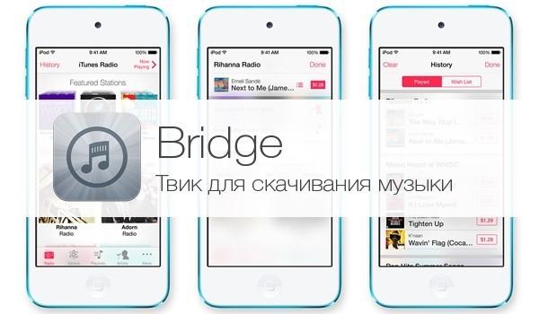 твик Bridge