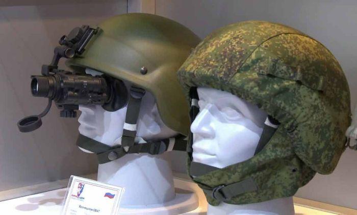 """защитный шлем для """"солдат будущего"""""""