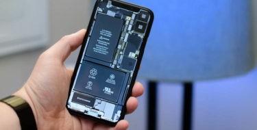 Аккумуляторы флагманских смартфонов