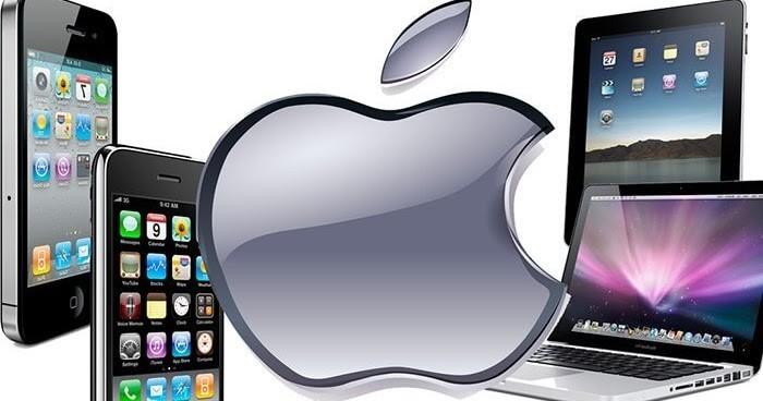 неисправности техники Apple