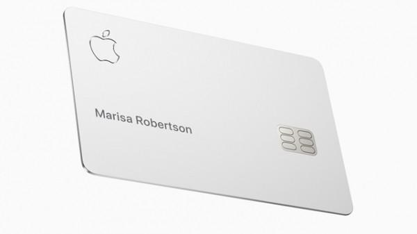 Apple Card с кэшбеком