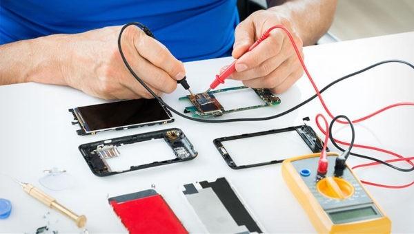 сервис по ремонту телефонов