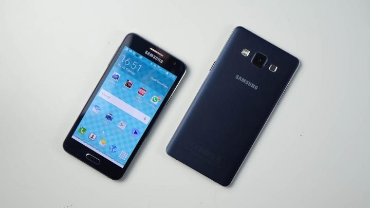 характеристики нового смартфона Samsung