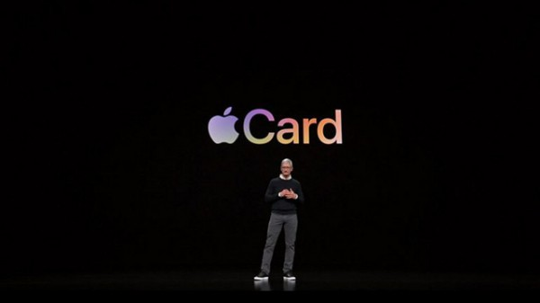 Apple Card с кэшбеком