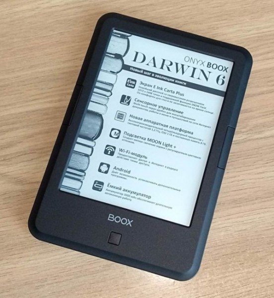 Onyx Boox Darwin 6